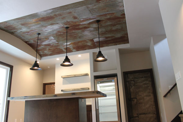 The design pictured is similar to work that will be shown in the Summer Parade of Homes. Photo courtesy of Midwest Design Homes