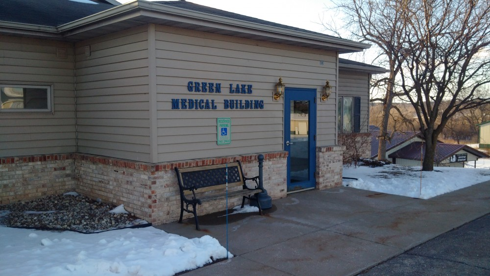 Access Affordable Healthcare, also known as Green Lake Medical Center, is located on N6205 Busse Drive.